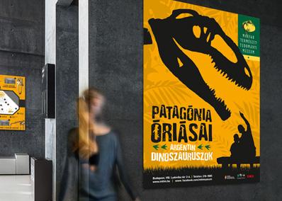 Dinoszaurusz kiállítás