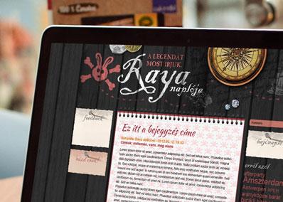 Raya naplója