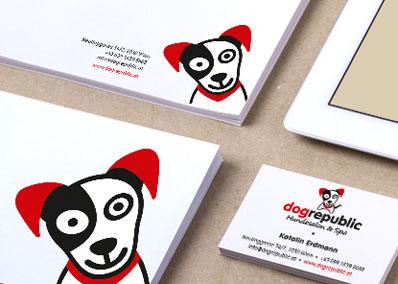 Dogrepublic dog cosmetics